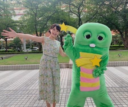 渡邊渚アナの巨乳