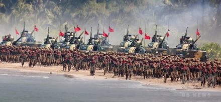 ミャンマー軍