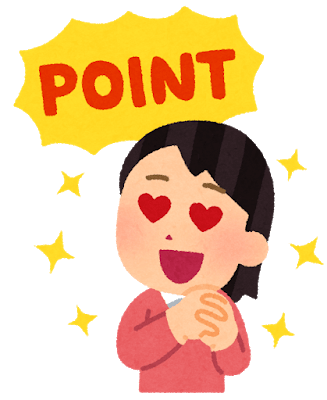 point_happy_woman
