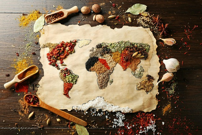 world-map-food-