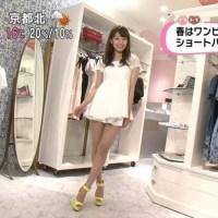 イマドキガール 佐藤美希がミニスカワンピース姿でパンチラしそうなエロ画像まとめ
