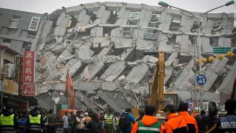 taiwan-quake-collapsed building-getty