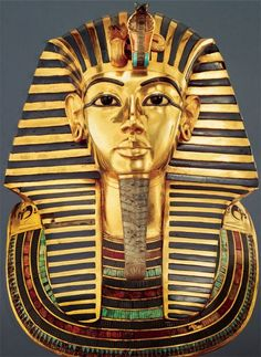 Gold mask of tuthankhamon (goldmask.jpg--236x323)