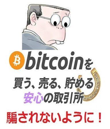 ビットコインの危険性