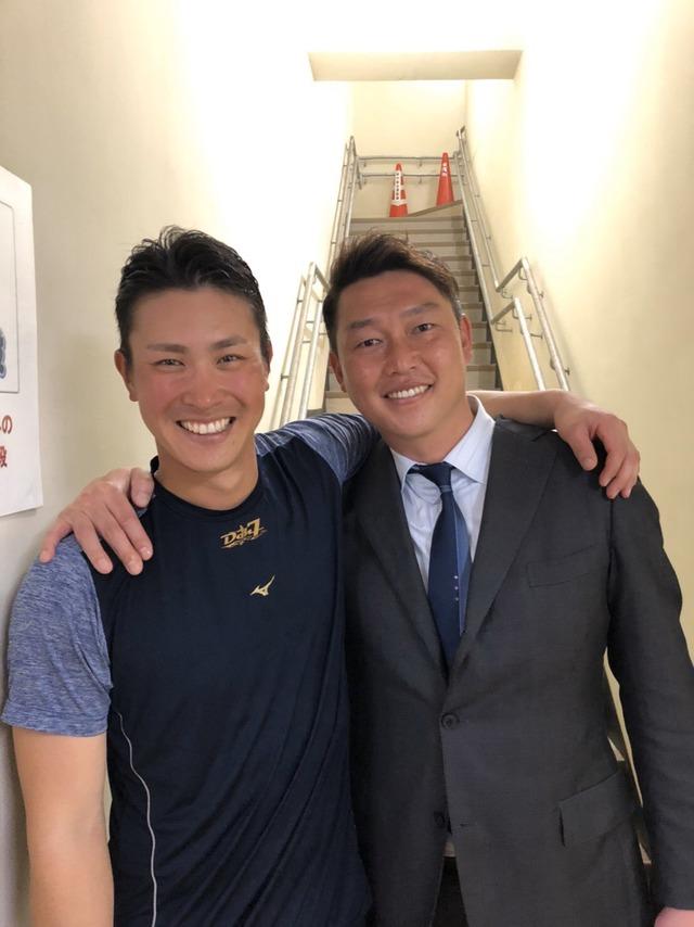カープ新井さん堂林翔太専属コーチ