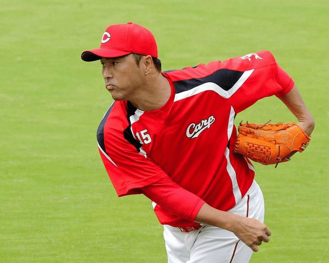 黒田博樹高校野球大阪大会始球式