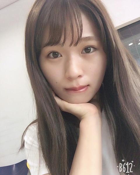【NMB48】なぎちゃんのすっぴんキタ━━━(゚∀゚)━━━!!【渋谷凪咲】