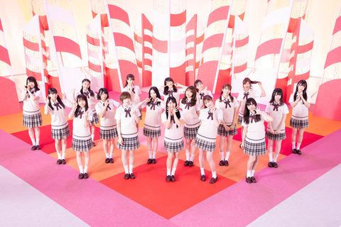 【NMB48】新曲「母校へ帰れ!」のMV再生回数が公開後12時間以内で10万回突破!一方・・・