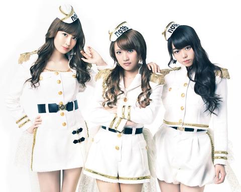 【AKB48G】今のメンバーでノースリーブスみたいなユニット作るとしたらどの3人を選ぶ?