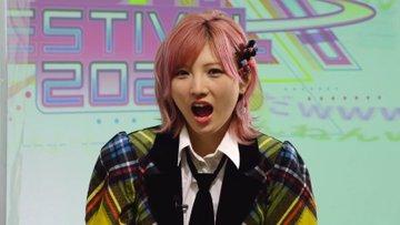 【AKB48】クソアンチ「岡田奈々のピンクの髪が全く似合ってないんだが真面目キャラってなんだったの?」