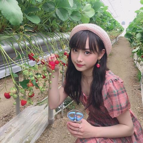 【AKB48G】ベレー帽が似合うメンバーって誰?