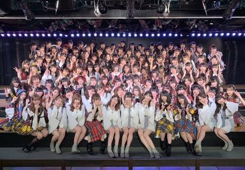【AKB48】劇場13周年集合写真キタ━━━━(゚∀゚)━━━━!!