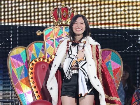 よく聞け愚民ども、これが総選挙1位にしてAKB48Gのトップ、松井珠理奈様の歌唱力だ!