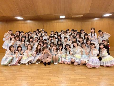 【HKT48】指原莉乃「次はコンサートするなら私も入る」