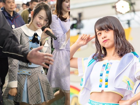 【AKB48】チーム8横山結衣が今週のMステセンターに大抜擢!!!