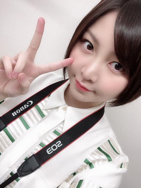 【悲報】元AKB48岩田華怜、交通事故で骨折