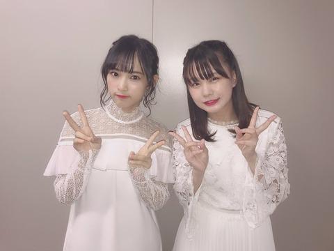 【AKB48紅白】歌田初夏と立仙愛理のパフォーマンスが凄すぎると話題に!!!wwwwwww
