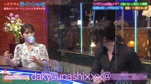【NMB48】渋谷凪咲が「人志松本の酒のツマミになる話」に出演!