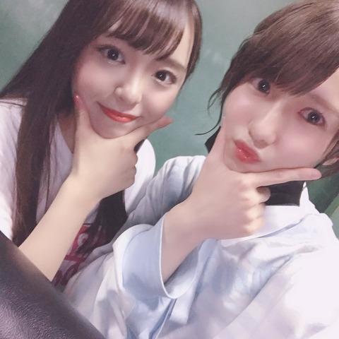 【AKB48】ドラ3勝又彩央里さん、卒業直前にイケメンアイドルとの2ショット画像が流出