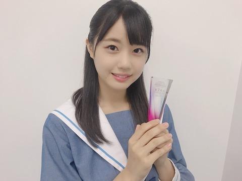 【AKB48G】最新ルックスランキング1位瀧野由美子、2位岡部麟、3位山口真帆