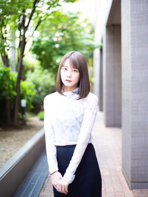 【元チーム8】立仙愛理、事務所所属と3サイズを大発表!