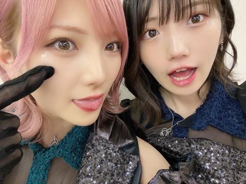 【基地外スレ】メンバー同士が仲良しやってるのって不快だよな【AKB48】