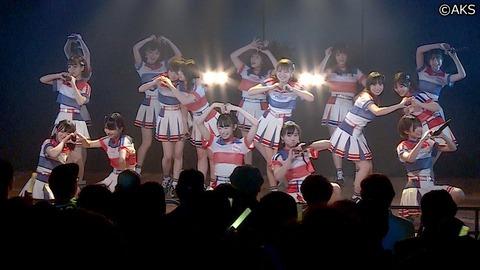 【悲報】AKB48チーム公演終了のお知らせ