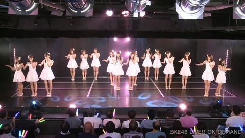 【SKE48】劇場公演のDMMオンデマ酷くないか?支店最低かもしれない