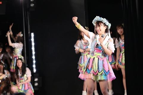 D【老報】SKE48斉藤真木子キャプテン「ナゴヤドームにもう1度立つまで続けさせて」