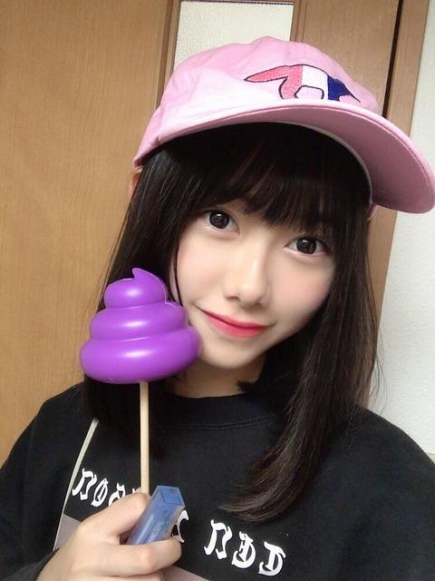 【悲報】千葉恵里さん、顔面にアレを近づけて特殊な性癖を見せつけるwwwwww