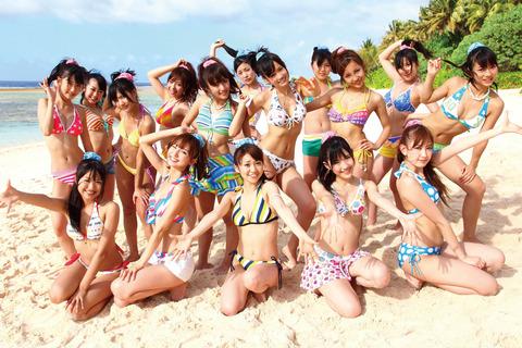 AKB48が復活するには水着ソングしかなくね?(1)