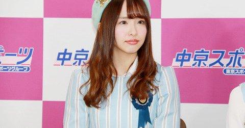 【SKE48】松村香織「今年の総選挙は一人でスピーチが出来る16位以内を目指します」