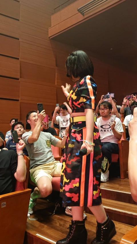 【AKB48】コンサートの撮影タイムそろそろやめない?