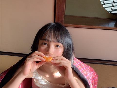 【AKB48】矢作萌夏(15歳)お●ぱいボインボイン!!!