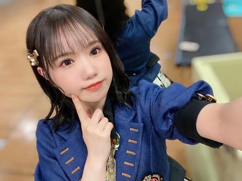 【NMB48】劇場公演アンコールガールにしおりおじさんが初登場!【水田詩織】