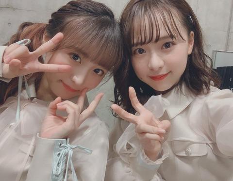 【AKB48 チーム8】なぎなる、二十歳前に完全に仕上がる【坂口渚沙・倉野尾成美】