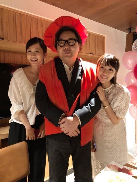 AKB48公式「秋元康さんのお誕生日です㊗🎉✨おめでとうございます」