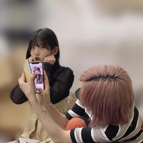 【朗報】AKB48北澤早紀さん、「乃木坂に越されました」の初収録に参加する