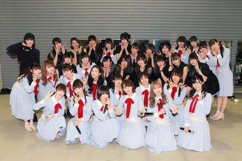 【AKB48紅白】NGT48「Maxとき315号」の生歌パフォーマンス・・・