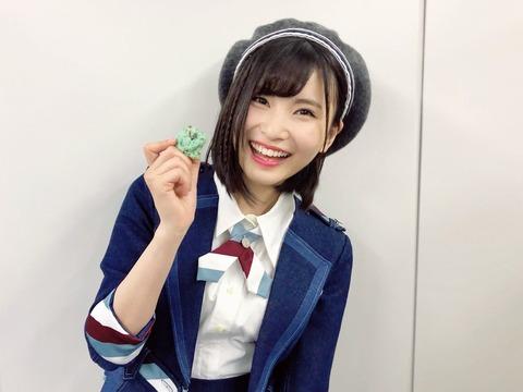 【AKB48】福岡聖菜って若手じゃないのに不思議とフレッシュ感があるよな