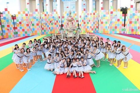 【朗報】NMB48新曲「僕だって泣いちゃうよ」で城恵理子の序列が下がる