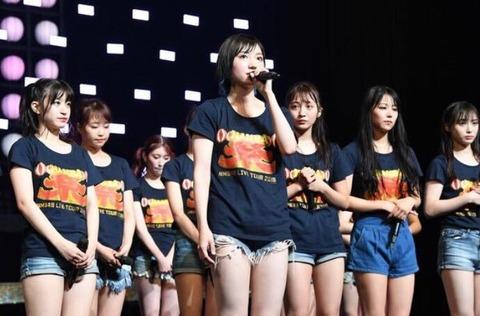 【悲報】NMB48太田夢莉が全国ツアー東京公演で卒業発表