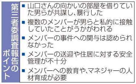 【NGT48暴行事件】第三者委の調査報告に新潟日報さんがブチ切れ