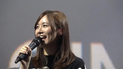 【SKE48】松井珠理奈「(ドキュメンタリー映画の総選挙シーン)使えないところいっぱいありましたよね、絶対」竹中「はい」