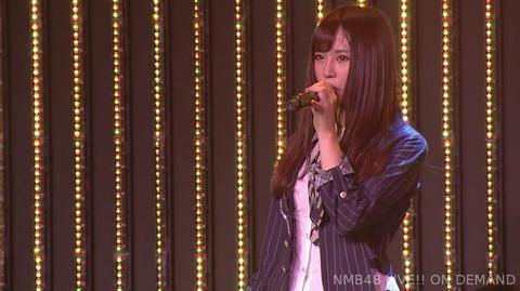 【画像】NMB48劇場に謎の黒髪ロング美少女現る!!!【古賀成美】