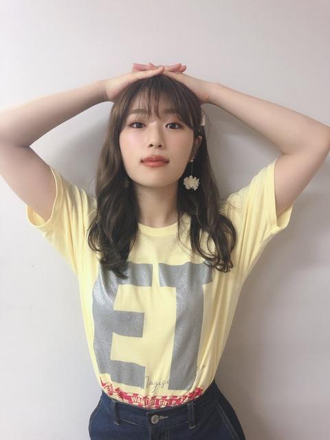 【NMB48】なぎちゃんが日本刀を振り回し銃刀法違反【渋谷凪咲】