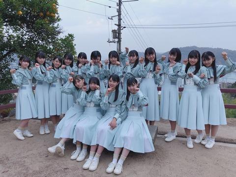【朗報】STU48、2ndシングルの申し込みが始まるよ!