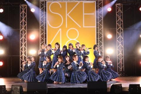 【SKE48】湯浅支配人「アルタのステージを使用する」