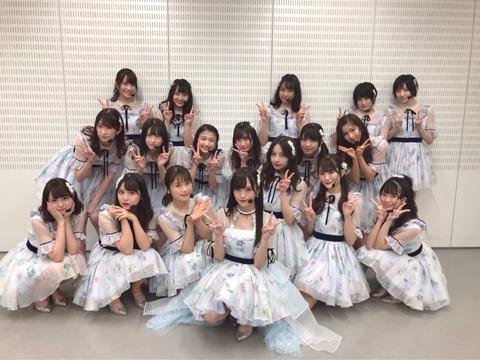 【朗報】NMB48山本彩卒業直前のMステ視聴率が通常回としては5ヶ月ぶりの大台突破!