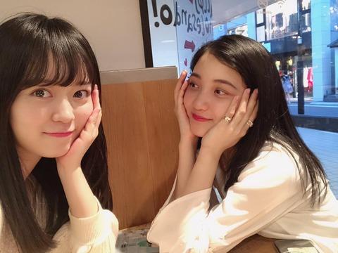 【AKB48】西川怜ちゃんがじゅりたんとお出かけ「一日で4年くらい友達してたレベルに仲良くなれちゃって相性の良さがすごい」